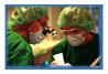 Zahnarzt Bochum und Herne: chirurgischer Eingriff